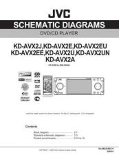 Buy JVC KD-AVX2E Service Manual. On by download Mauritron #271213
