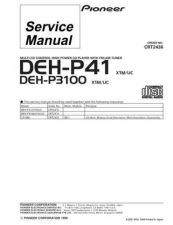 Buy Pioneer C2436 Manual by download Mauritron #227285