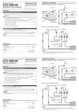 Buy Kenwood ktc-wb100 Operating Guide by download Mauritron #222869