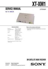 Buy Sony XTL-750W Service Manual. by download Mauritron #246466