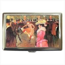 Buy Moulin Rouge French Art Cigarette Money Credit Business Card Case