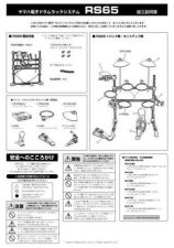 Buy Yamaha RS95 EN Operating Guide by download Mauritron #249650