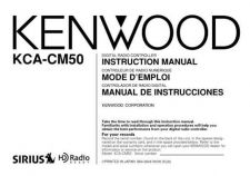 Buy Kenwood kca-i500 Operating Guide by download Mauritron #221431