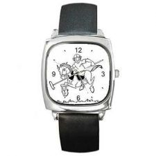 Buy Polo Horse Equestrian Sport Retro Art New Wrist Watch