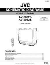 Buy JVC AV-14UG11-Y Service Manual Schematic Circuit. by download Mauritron #269421