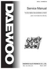 Buy Daewoo. SM_VQ453_e_(E). Manual by download Mauritron #213880