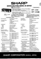 Buy Sharp RT31H-HB SM DE-FR Service Manual by download Mauritron #209512