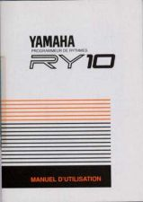 Buy Yamaha RY10F 1 Operating Guide by download Mauritron #249846