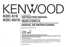 Buy Kenwood KDC-5020 Operating Guide by download Mauritron #221708