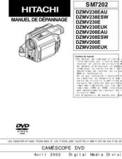Buy Hitachi DZMV270EAU--- Service Manual by download Mauritron #261918