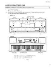 Buy Yamaha PSRS500 OCD5 Manual by download Mauritron #259155