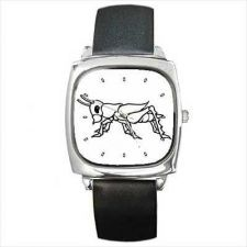 Buy Grasshopper Insect Unisex New Art Wrist Watch