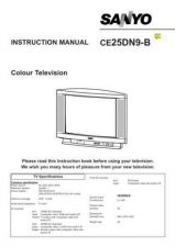 Buy Fisher CE25DN9-B VER1 Service Manual by download Mauritron #214509