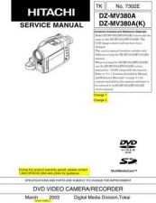 Buy Hitachi TK-7302E Service Manual by download Mauritron #264527