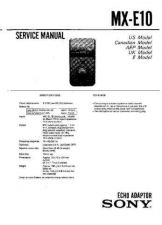 Buy Sony MXD-D3 b service manual Technical Manual. by download Mauritron #243033
