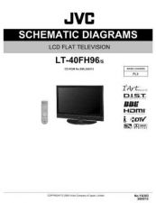 Buy JVC LT-40FH96-S Service Manual. On by download Mauritron #271838