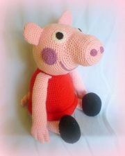 Buy Crochet Peppa Pig - PDF Pattern