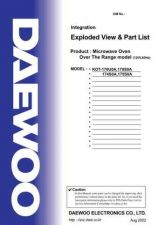 Buy Daewoo OTR model(120V by download Mauritron #226311