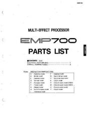 Buy JVC EMP700 PL C Service Manual by download Mauritron #250942