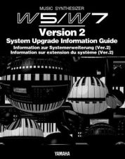 Buy Yamaha W7V2E Operating Guide by download Mauritron #205560