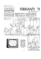 Buy FERRANTI T1055 by download #108198