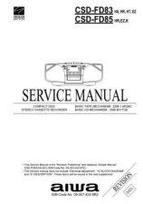 Buy AIWA CSD-FD83 LH TE by download #107677