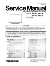 Buy Panasonic th_42pa25up Service Manual by download Mauritron #269138