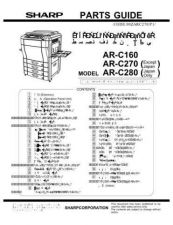 Buy Sharp ARC172M (1) Service Manual by download Mauritron #208181
