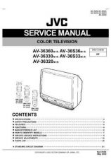 Buy JVC AV-32260 Service Manual Schematic Circuit. by download Mauritron #269840