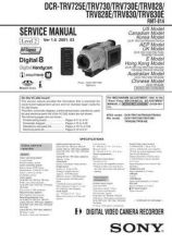 Buy Sony D-EJ101CK Service Manual by download Mauritron #240006
