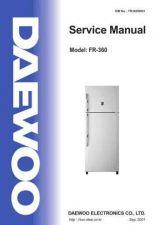 Buy Daewoo. SM_FR-440_(E). Manual by download Mauritron #213687
