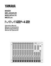 Buy Yamaha MM1242E Operating Guide by download Mauritron #248755