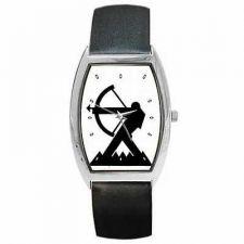 Buy Archery Man Bow And Arrow Unisex Wrist Watch