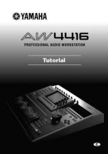 Buy Yamaha AW4416E3 Operating Guide by download Mauritron #246762