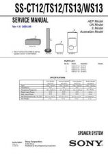 Buy Sony SS-CNP66-MSP66L-MSP66R-MSP66SL Service Manual by download Mauritron #2332