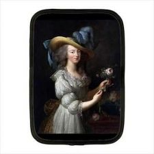 Buy Queen Marie Antoinette Neoprene 10 Inch Netbook Case