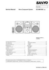 Buy Fisher DC-MM7000 Service Manual by download Mauritron #215377