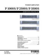 Buy Yamaha NXAMP4x4 PCB1 E Manual by download Mauritron #258358