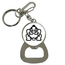 Buy Sumo Wrestler Japan Japanese Art Keychain Bottle Opener
