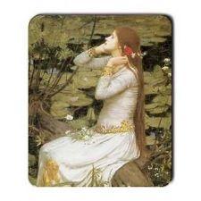 Buy Ophelia John William Waterhouse Art Computer Mouse Pad
