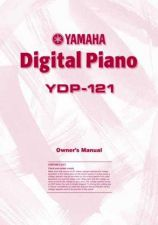 Buy Yamaha YDP121E Operating Guide by download Mauritron #205593