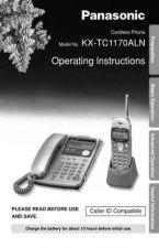 Buy Panasonic KXTC1230 Operating Instruction Book by download Mauritron #236073