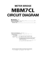 Buy Yamaha M7CL PL6 C Manual by download Mauritron #257590