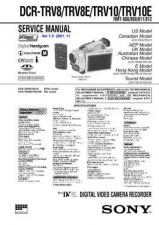 Buy Sony DCR-TRV7 Manual-1664 by download Mauritron #228555
