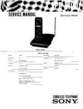 Buy Sony SPP-E150 Service Manual. by download Mauritron #244431