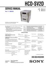 Buy Sony HCD-S70C-S90C Service Manual by download Mauritron #241278