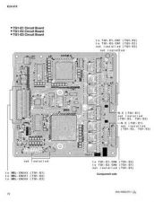 Buy JVC ELS01X PCB3 E Service Manual by download Mauritron #250886