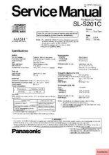 Buy Panasonic sl_s332c_p Service Manual by download Mauritron #268848