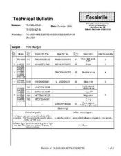 Buy SHARP TBS93007 TECHNICAL BULLETIN by download #104574