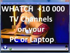 Buy DIGITAL SATELITE TV / RADIO ON PC or LAPTOP over 4000 CHANNELS (+ADULT) + Bonus